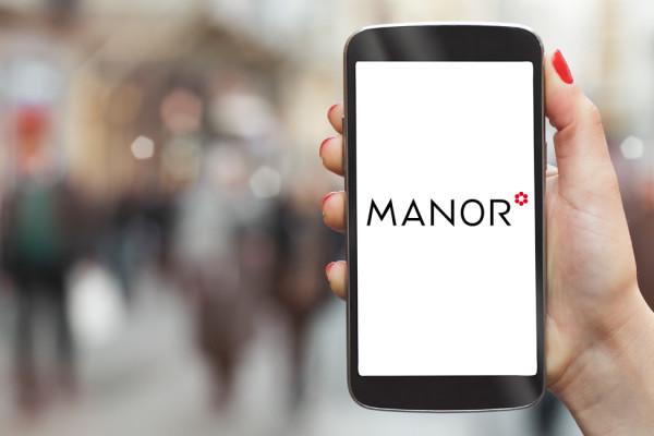 Neuer Kunde: Manor AG
